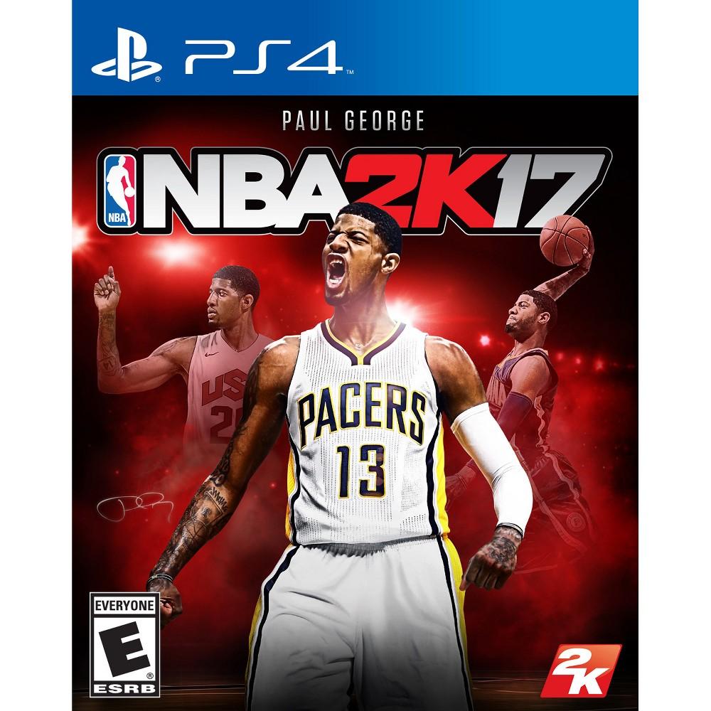 NBA 2K17 Preowned - PlayStation 4