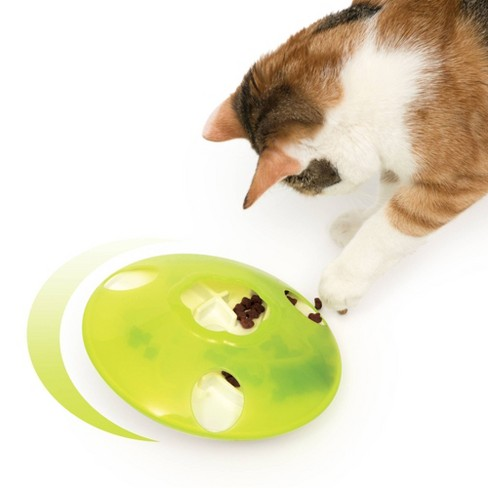 Catit Play Treat Spinner Cat Toy - image 1 of 4