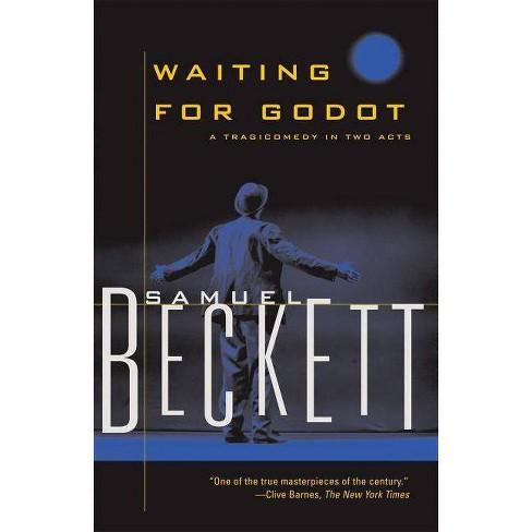 Waiting for Godot - (Beckett, Samuel) by  Samuel Beckett (Paperback) - image 1 of 1