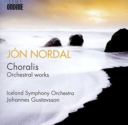 Iceland symphony orc - Nordal:Choralis orchestral works (CD) - image 1 of 1