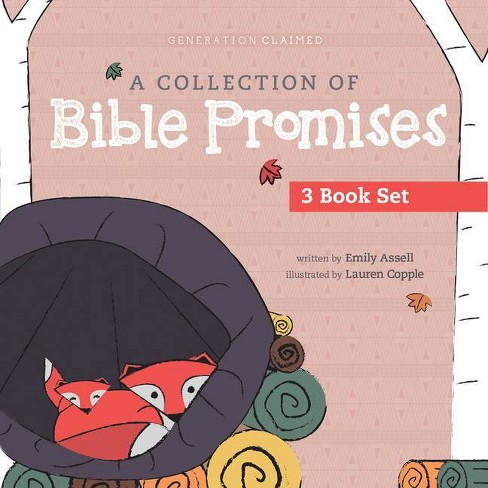 A Collection of Bible Promises 3-Book Set: You Are / Tonight / Chosen - (Generation Claimed) by  Emily Assell (Board Book) - image 1 of 1