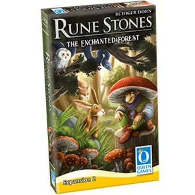 Rune Stones - The Enchanted Forest Board Game