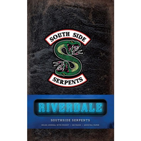 Riverdale Ruled Journal Southside Serpents Hardcover Target