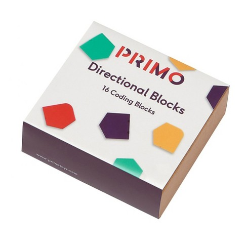 Primo Cubetto Direction Blocks - image 1 of 3