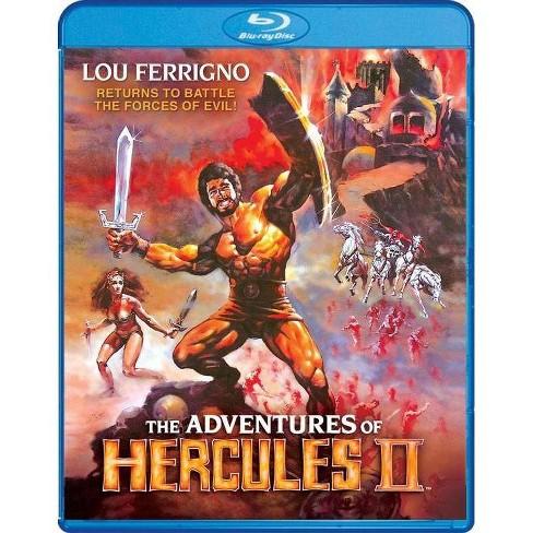 The Adventures Of Hercules II (Blu-ray)(2017) - image 1 of 1