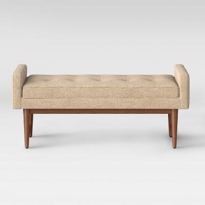 Verken Mid Century Modern Settee Bench - Project 62™