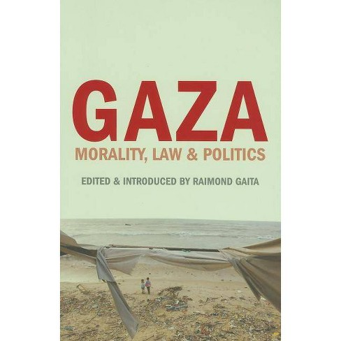 Gaza - (Paperback) - image 1 of 1