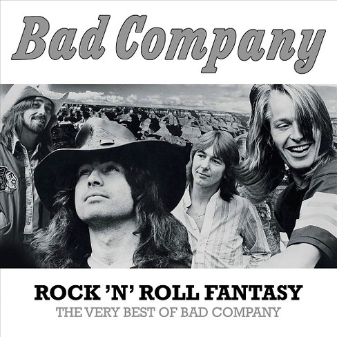 Bad company - Rock n roll fantasy:Best/Bad company (Vinyl) - image 1 of 1