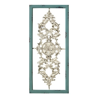 Scroll Panel Wall Decor - Stratton Home Decor