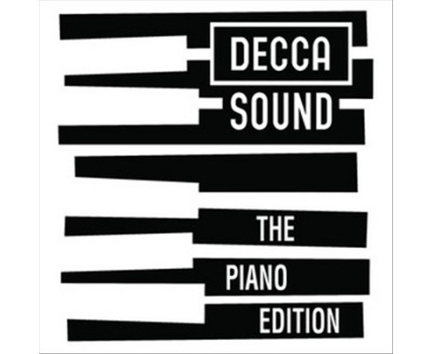 Various - Decca Piano Sound (CD) - image 1 of 1