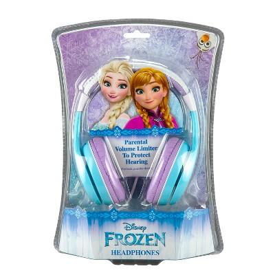 eKids Frozen Headphones - (FR-140.3XV7ST)