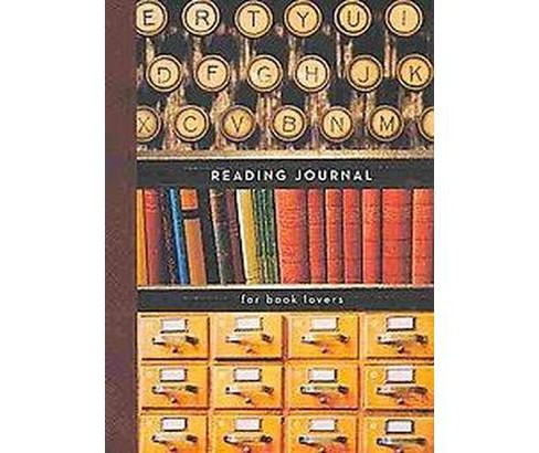Reading Journal : For Book Lovers (Hardcover) - image 1 of 1