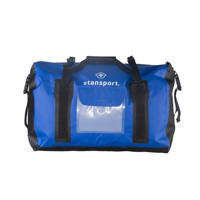 Stansport Waterproof Dry Duffle Bag 65L Blue