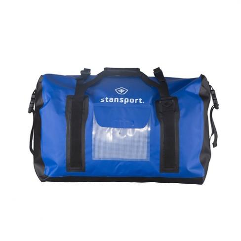 Stansport Waterproof Dry Duffle Bag 65L Blue - image 1 of 4