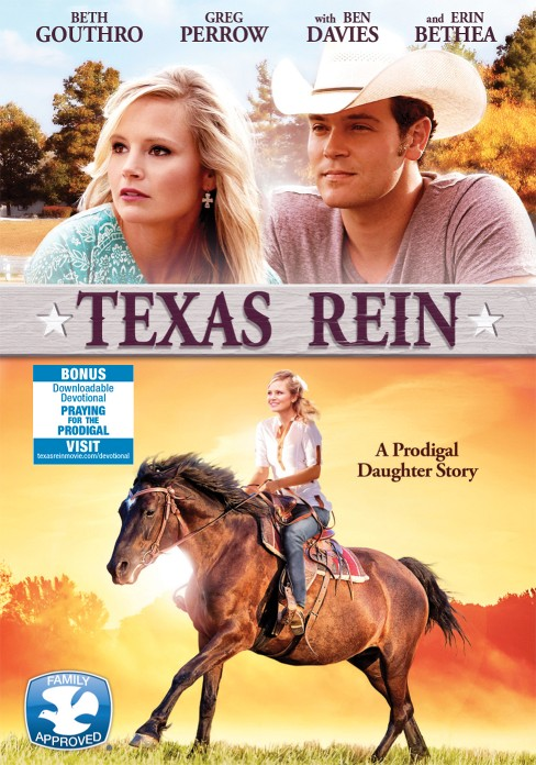 Texas Rein (DVD) - image 1 of 1