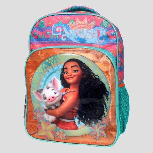 "Disney 16"" Moana Kids' Backpack - Turquoise - image 1 of 7"