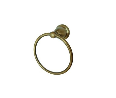 "Heritage 6"" Towel Ring Antique Brass - Kingston Brass - image 1 of 1"