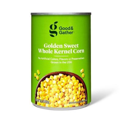 Golden Sweet Whole Kernel Corn - 15.25oz - Good & Gather™