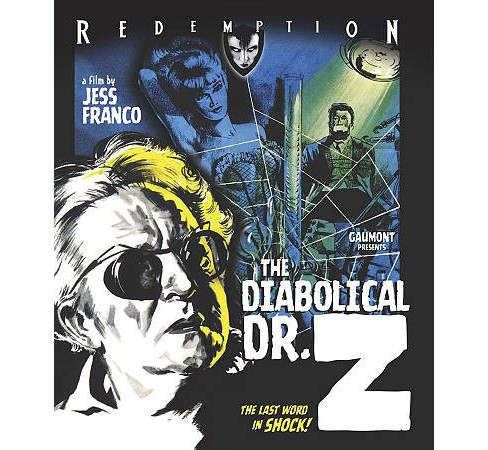 Diabolical Dr. Z (Blu-ray) - image 1 of 1