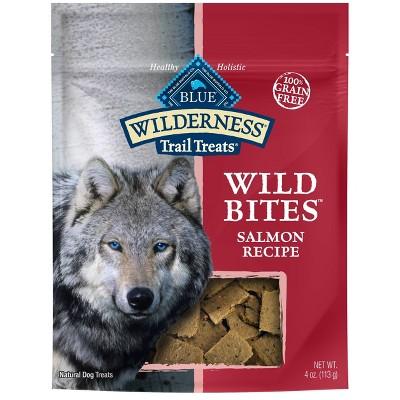 Dog Treats: Blue Buffalo Wild Bites
