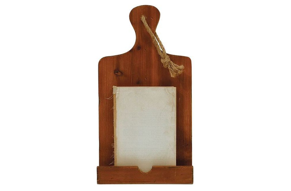 Wood Tablet Holder - 3R Studios