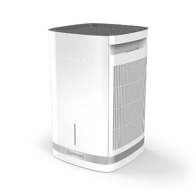 Cuisinart PuRXium H13 HEPA Medium Room Countertop Air Purifier White CAP-500
