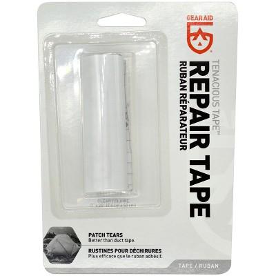 Gear Aid Tenacious Ultra Strong Repair Tape - Clear