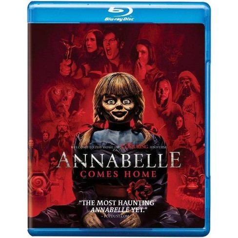 Annabelle Comes Home (Blu-Ray) - image 1 of 1