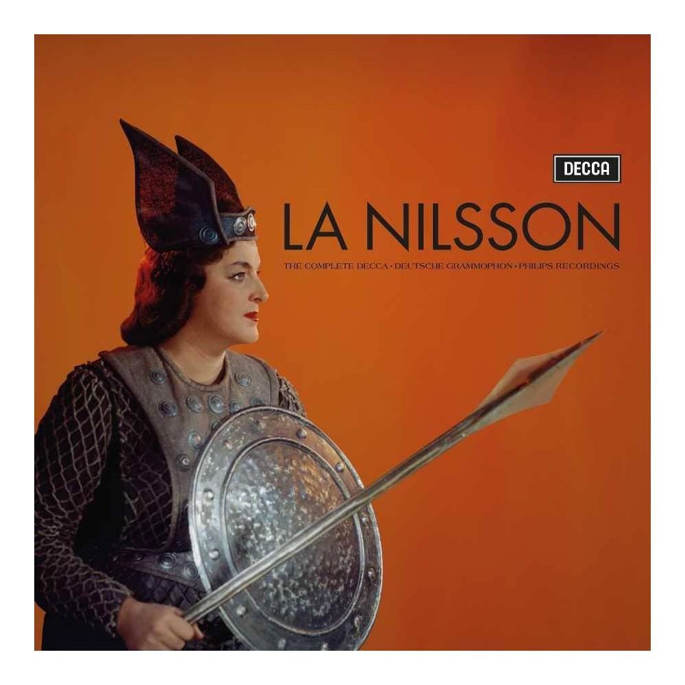 Birgit Nilsson - La Nilsson (CD)