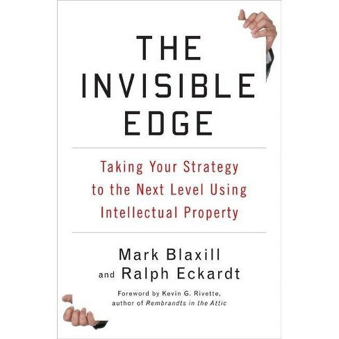 The Invisible Edge - by  Mark Blaxill & Ralph Eckardt (Hardcover) - image 1 of 1