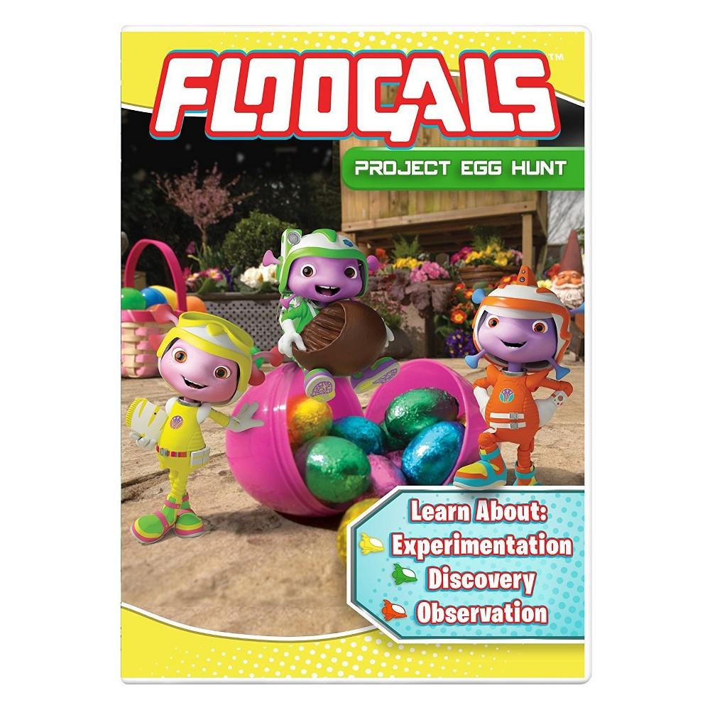 Floogals: Project Egg Hunt (Dvd)