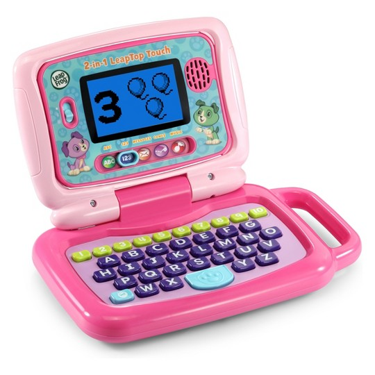 LeapFrog 2-in-1 LeapTop Touch - Pink image number null