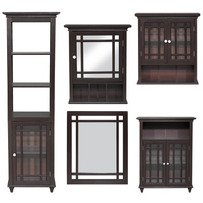 Neal Cabinet Collection - Elegant Home Fashions