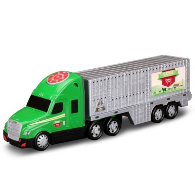 Kid Galaxy Road Rockers Motorized Lights and Sound Cattle Truck