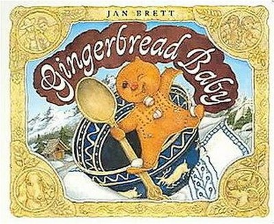 Gingerbread Baby (Hardcover)(Jan Brett)
