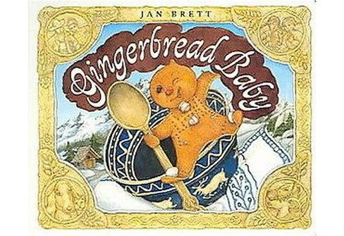 Gingerbread Baby (Hardcover) (Jan Brett) - image 1 of 1