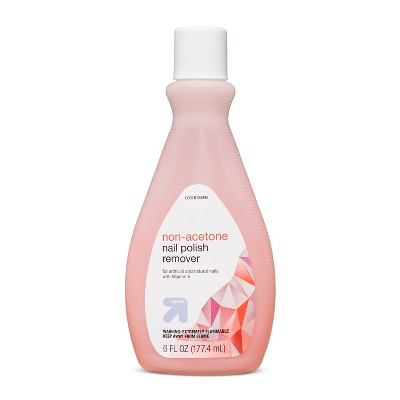 Nail Polish Remover Solution - 6 fl oz - up & up™
