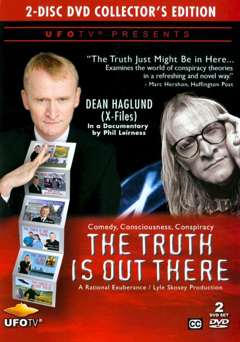 Truth is out there (DVD) - image 1 of 1