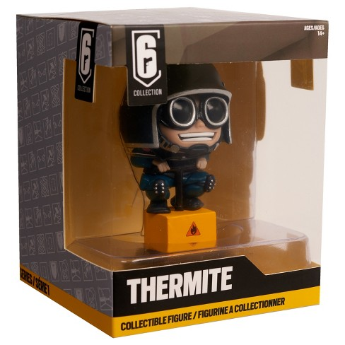Tom Clancy's Rainbow Six Collectible Figure - Thermite