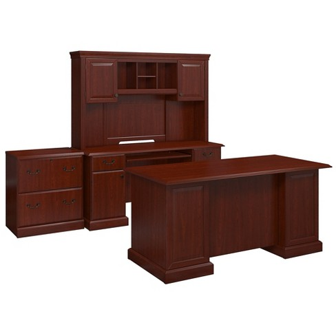 Bennington 2 Drawer Lateral File From Kathy Ireland Office By Bush