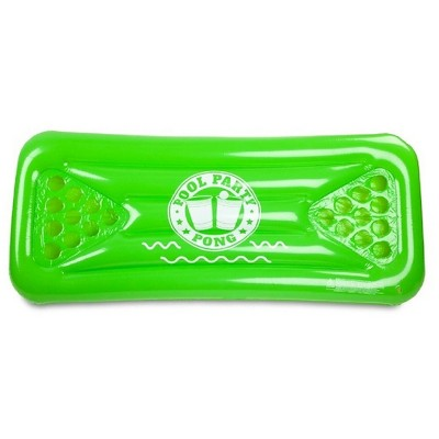 BigMouth Inc Green Pool Party Pong Game - 5ft