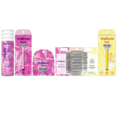 The Skintimate Moods Shave Collection