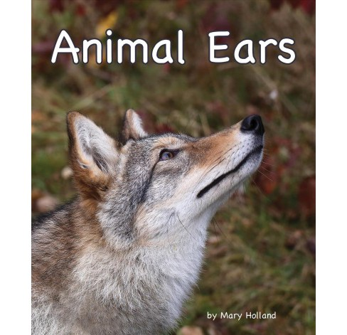 Animal Ears -  (Arbordale Collection) by Mary Holland (School And Library) - image 1 of 1