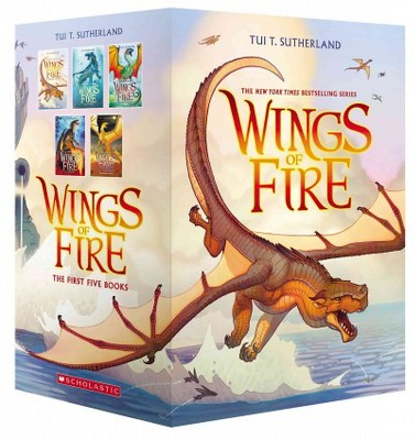 Wings of Fire Box 06/16/2016 - by Tui T Sutherland