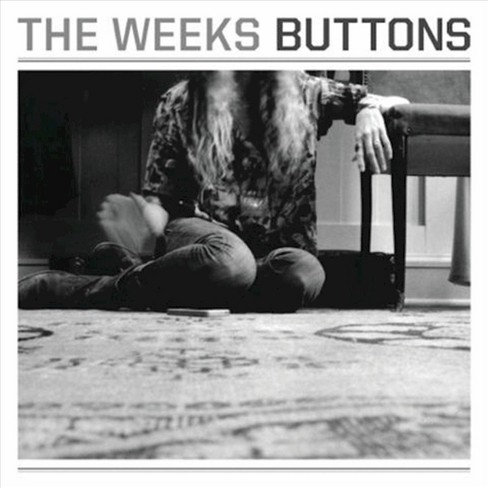 Weeks - Buttons (Vinyl) - image 1 of 1