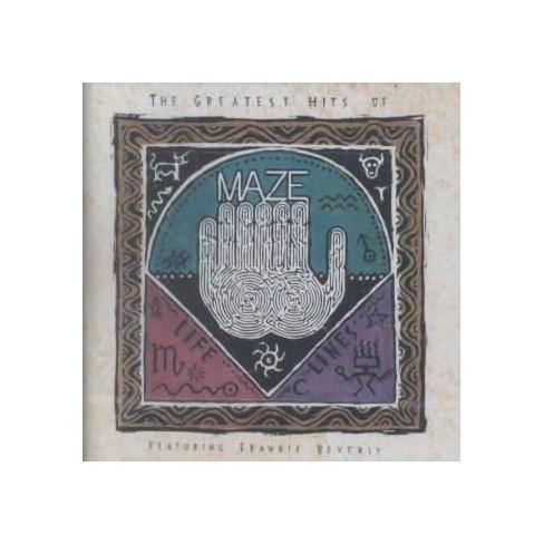 Maze - Lifelines (CD) - image 1 of 1