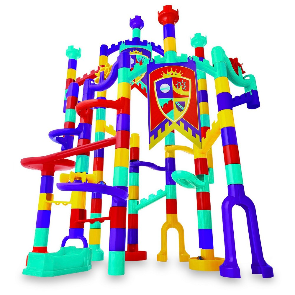 Krazy Kingdom Marble Run, Teaching Charts and Props