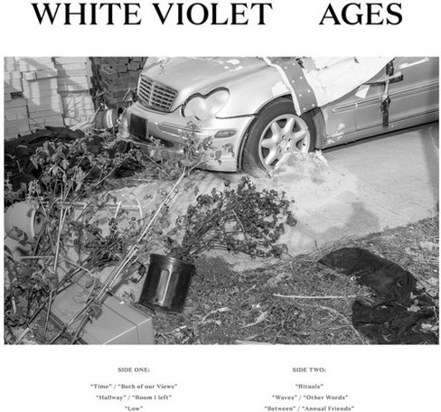 White Violet - Ages (Vinyl) - image 1 of 1