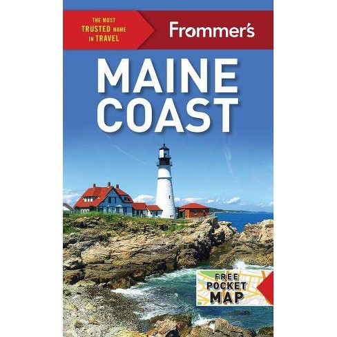 Frommer's Maine Coast - (Complete Guide) 5 Edition by  Brian Kevin (Paperback) - image 1 of 1