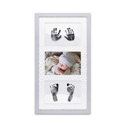 The Peanutshell Hand and Footprint Keepsake Frame